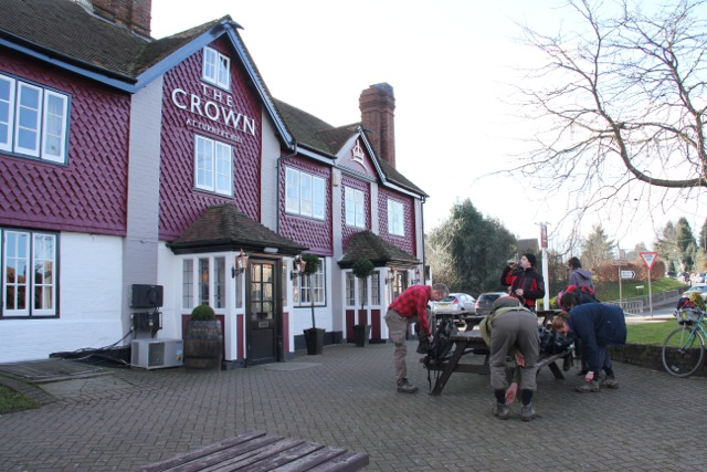 The Crown at Turner's Hill