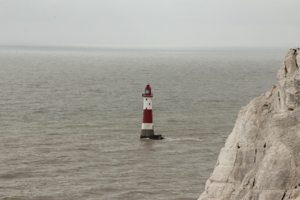 Beachy Head Lighthouse from the East