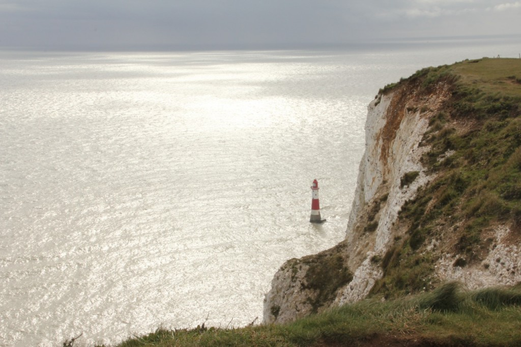 Another view of Beachy Head Lighthouse